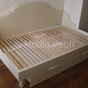 rama łóżka na zamówienie